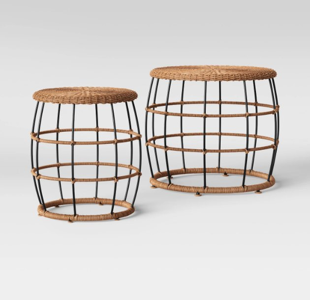 Opalhouse Nesting Patio Tables, $159.99