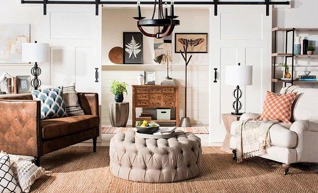 wayfair living room