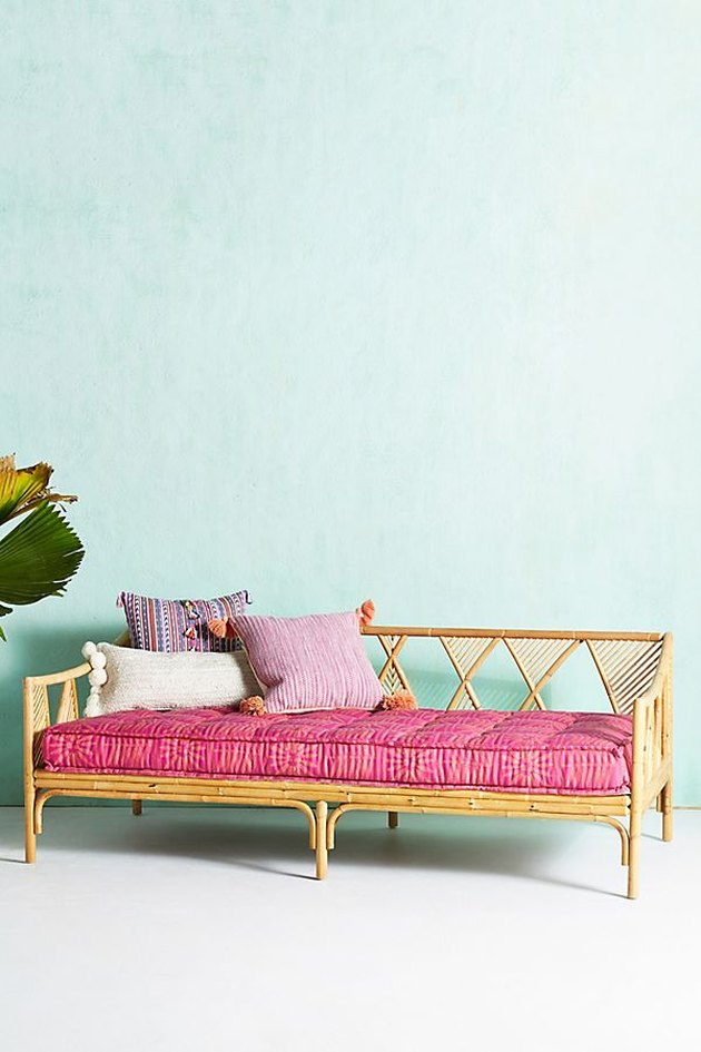 Anthropologie Peacock Daybed, $998