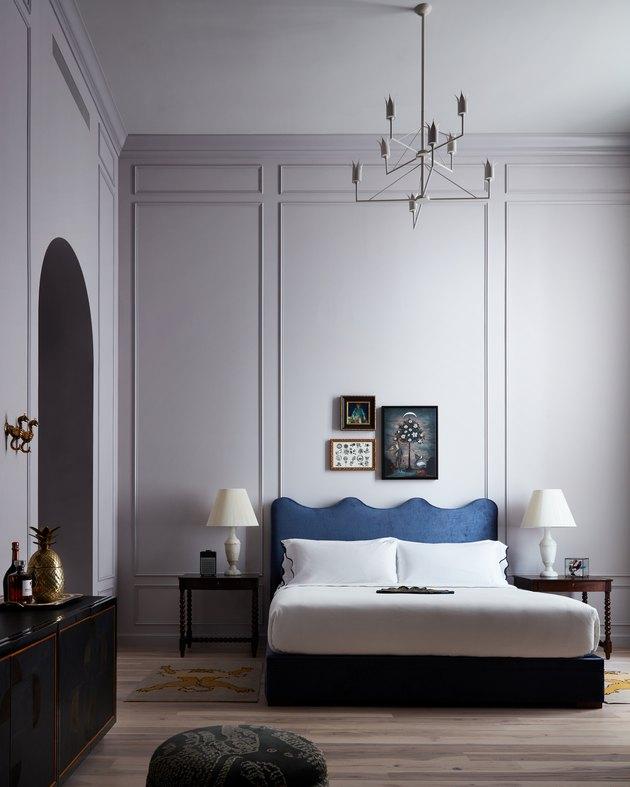 maison de la luz guest room
