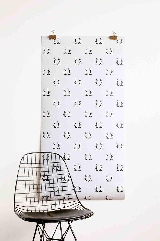 antlers wallpaper
