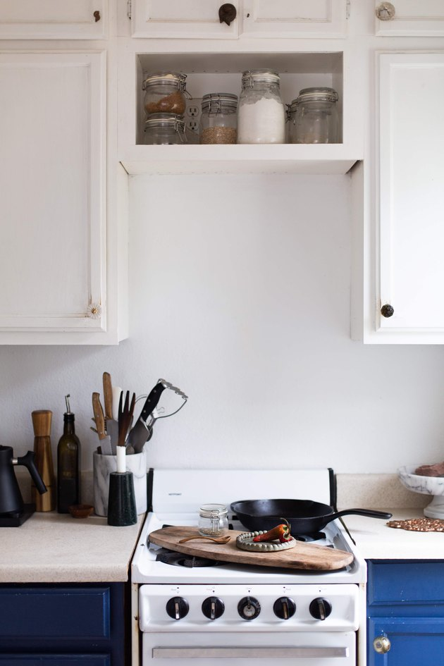 Small kitchen stove