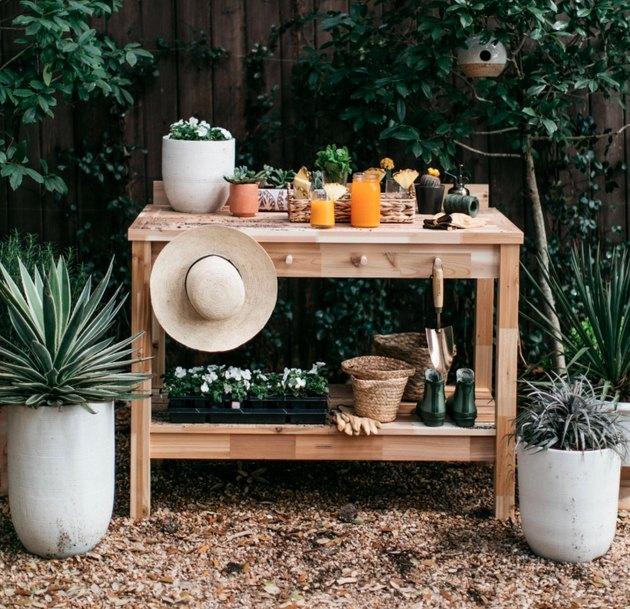 target gardening gear