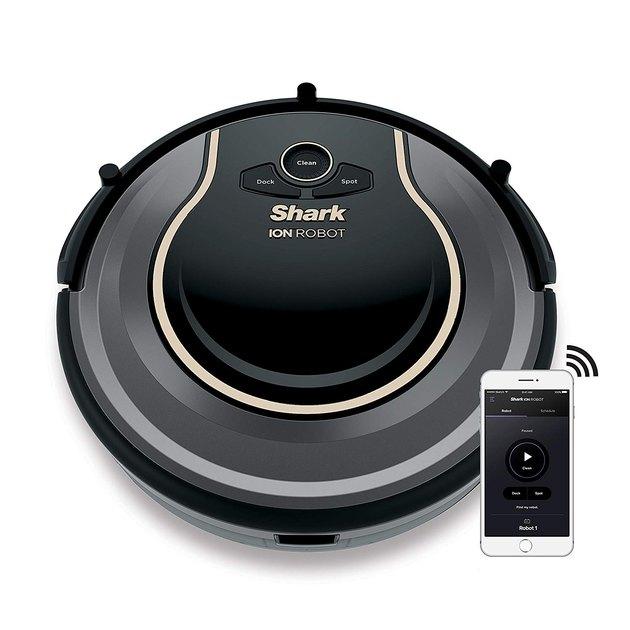 shark ion robot vacuum