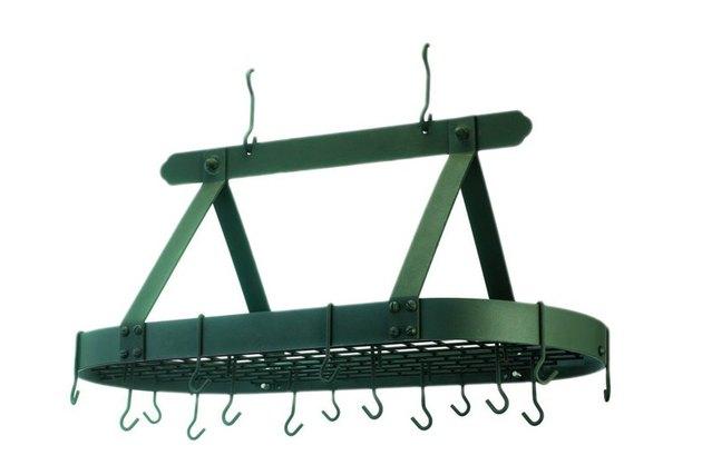 one kings oval pot rack