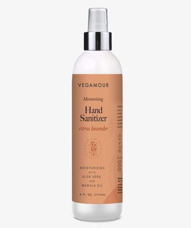 Vegamour Hand Sanitizer, $16