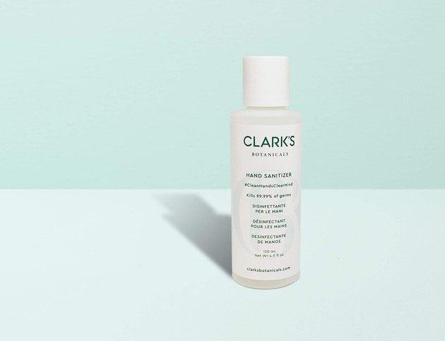 Clark's Botanicals Hand Sanitizer, $8.63