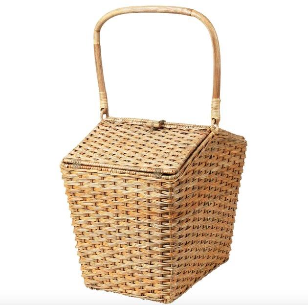 Solblekt Basket, $39