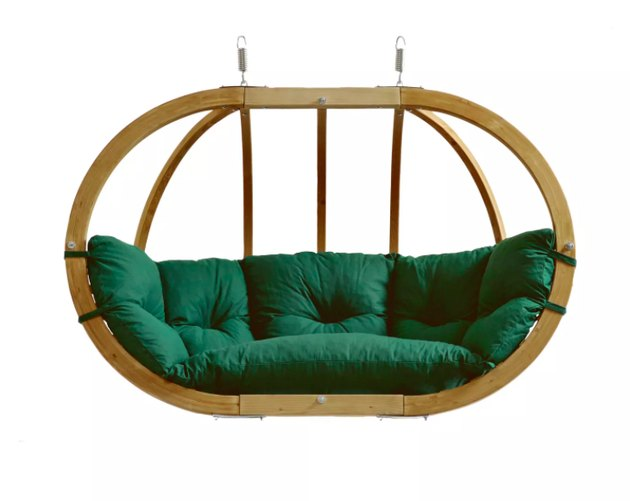 Byer of Maine Globo Double Patio Swing, $1,175.99