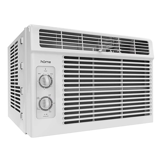 hOmeLabs 5,000 BTU Window Mounted Air Conditioner