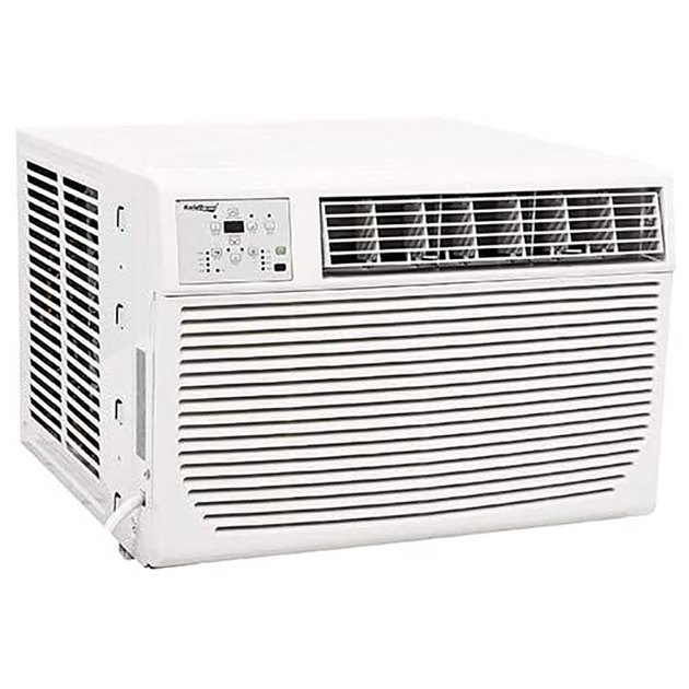 Koldfront Window Air Conditioner with Heater