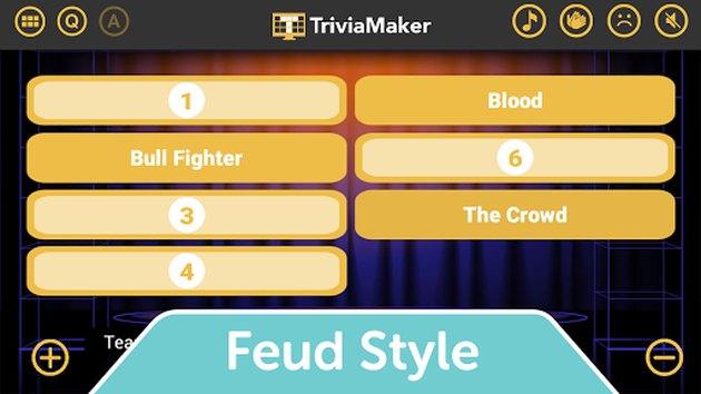 trivia maker virtual zoom games