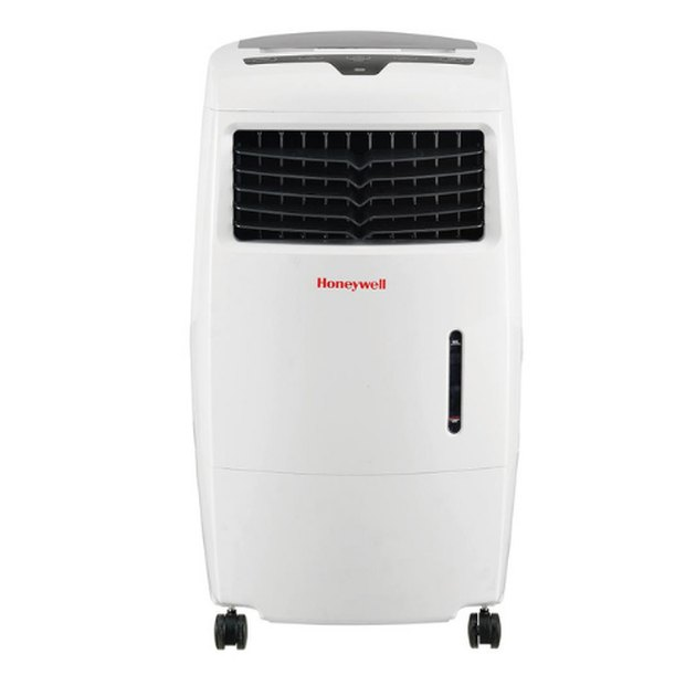 An image of the Honeywell Portable Indoor Evaporative Air Cooler (CS07AE)