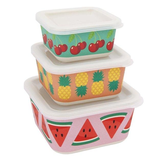 fruit tupperware