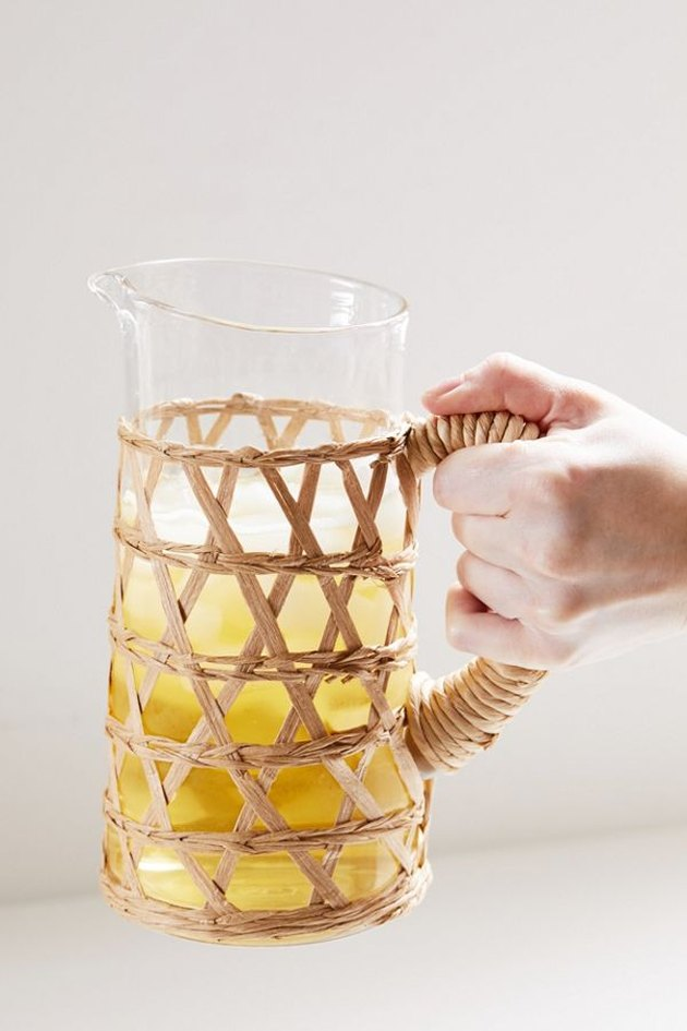 Urban Outfitters Woven Pitcher, $110