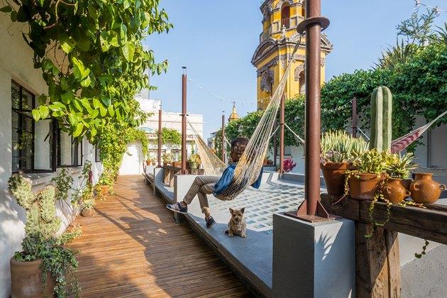 Chaya BnB terrace