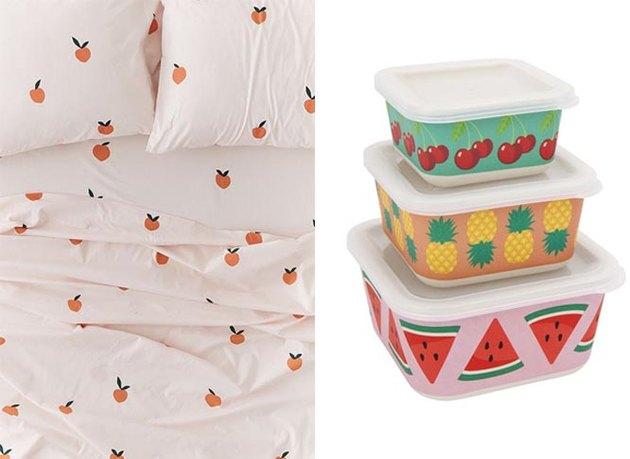 fruit sheets