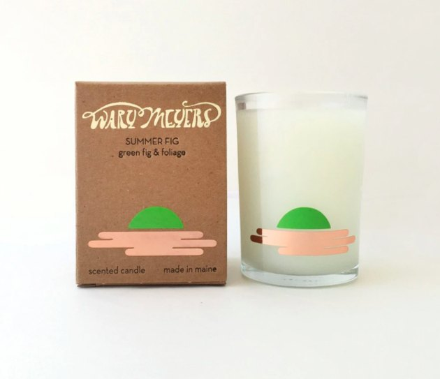 Wary Meyers Summer Fig Candle, $28.50