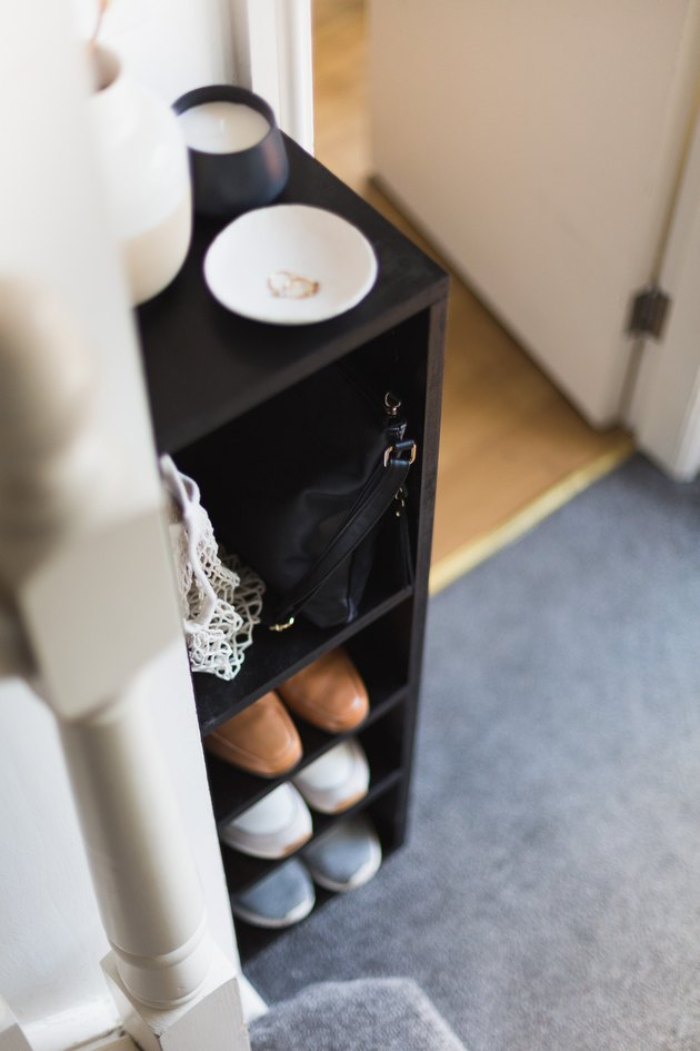 Space-Saving Shoe Storage DIY That Works in Literally Every Home