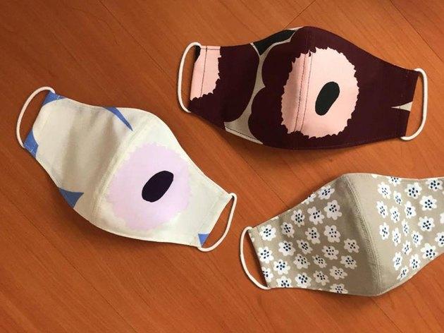 Marimekko face mask