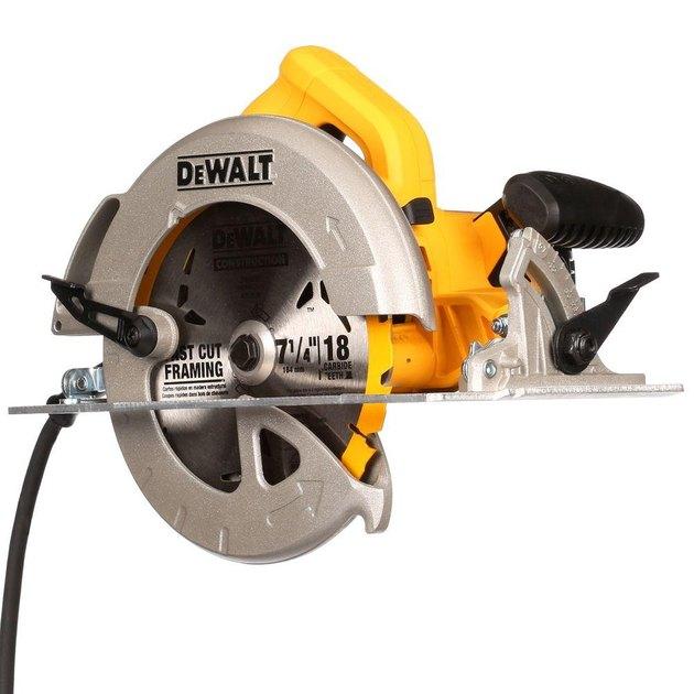 7 1/4-inch circular saw