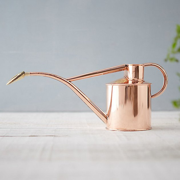 Haws Solid Copper Watering Can