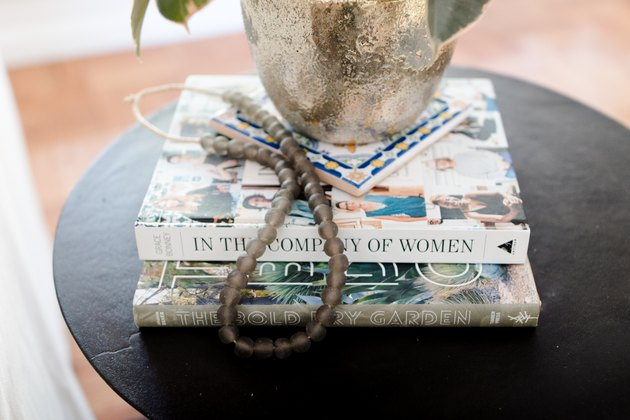 Books and beads