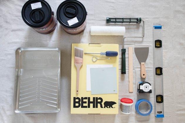accessoires de peinture