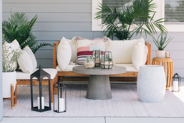 Walmart Outdoor Patio Furniture and Decor