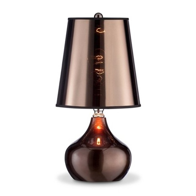 Ore International Touch Sensor Luster Table Lamp