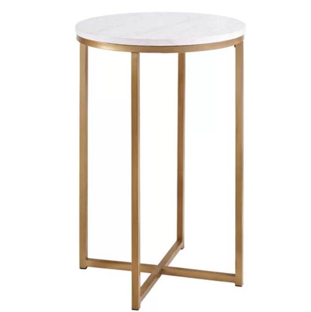 wayfair mistana end table