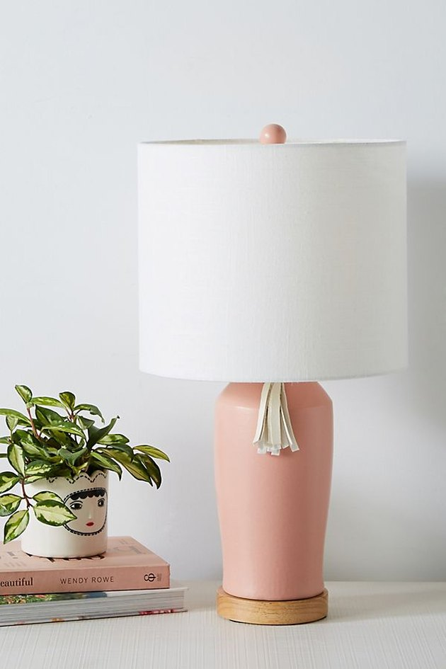 Anthropologie Aurelia Lamp Ensemble