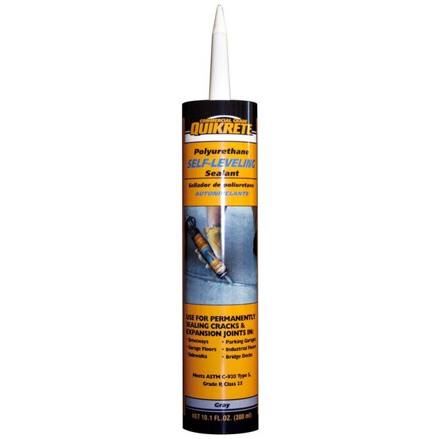 self-leveling concrete sealant