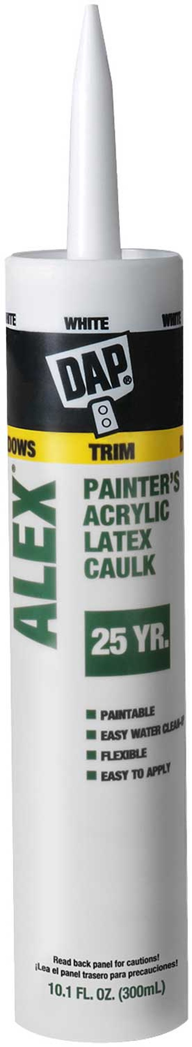 acrylic painter's caulk