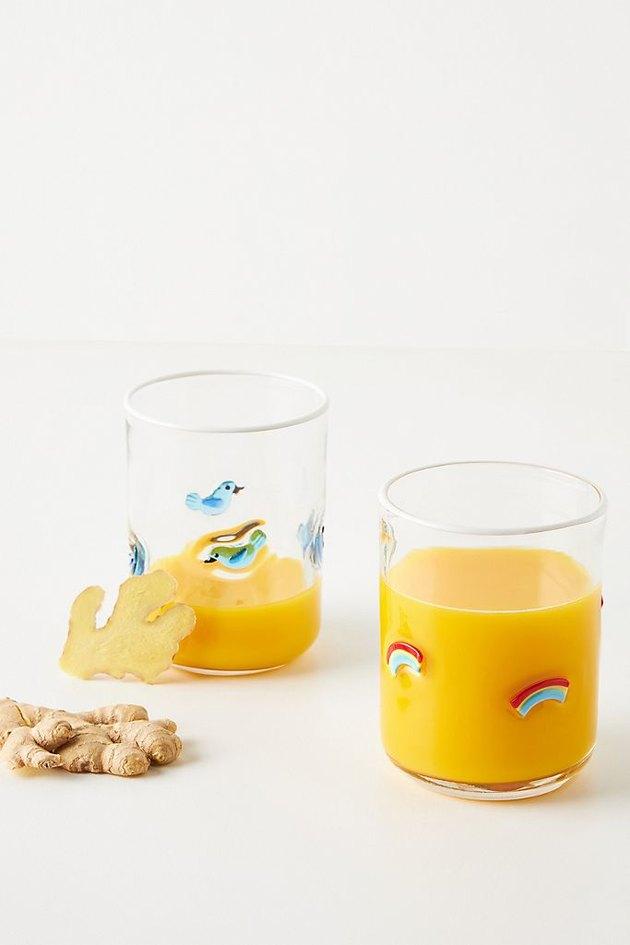 Sunshine Juice Glass