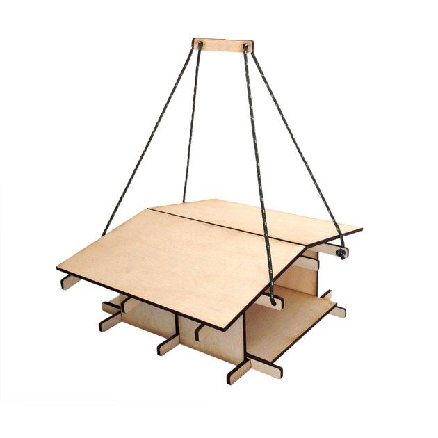 kaufmann mercantile birdhouse kit
