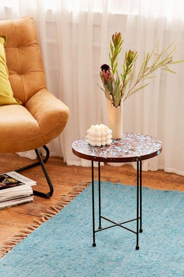 Urban Outfitters Taryn Terrazzo Side Table, $139.99