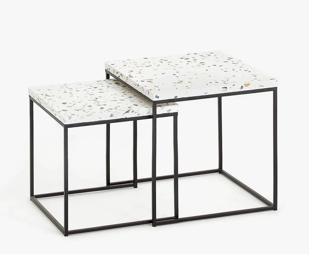 Zara Home Terrazzo Nest Tables, $169
