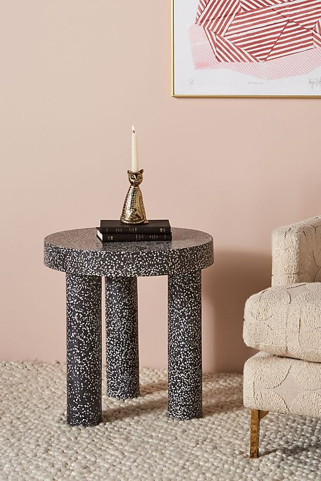 Anthropologie Clio Side Table, $698