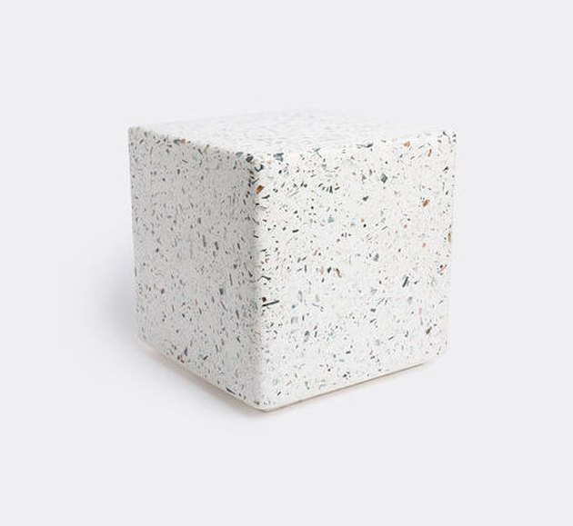 Serax Cubed Terrazzo Side Table, $207