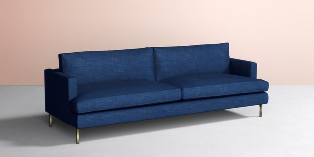 anthropologie bowen sofa
