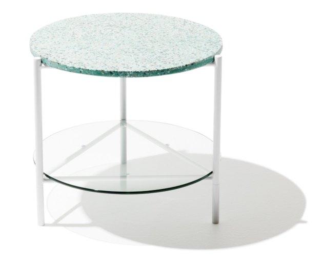 Industry West Terrazzo Side Table, $260