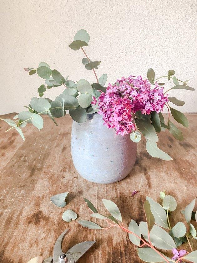 Arrange Grocery Store Flowers Like a Pro