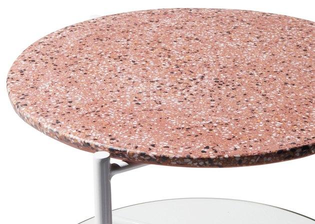 industry west terrazzo table