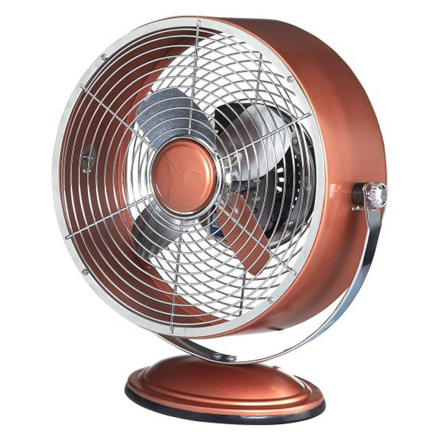 Deco Breeze Retro Swivel Fan