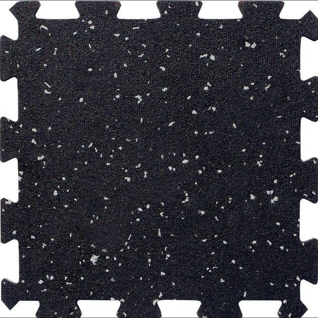 Apache Mills rubber floor tile.