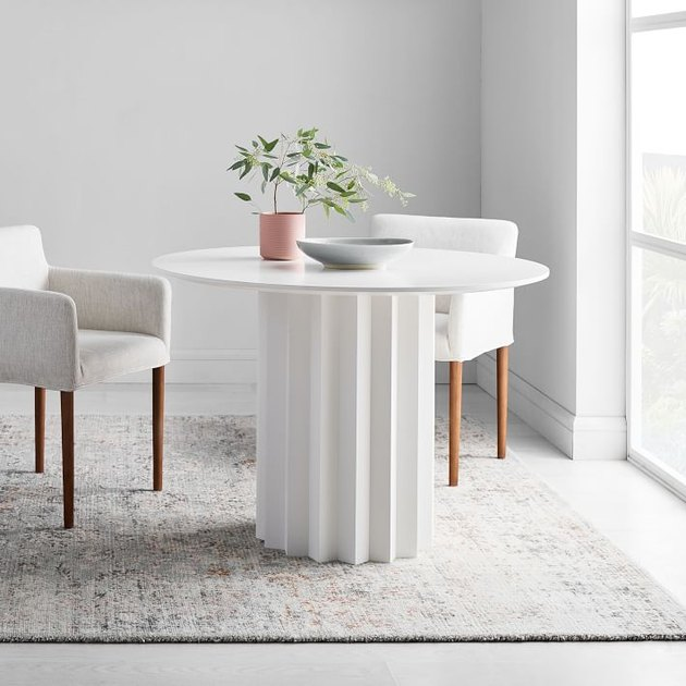 West Elm Hera Round Dining Table, $420