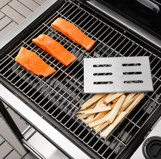 Grilltider Barbecue Smoking Box, $9.99