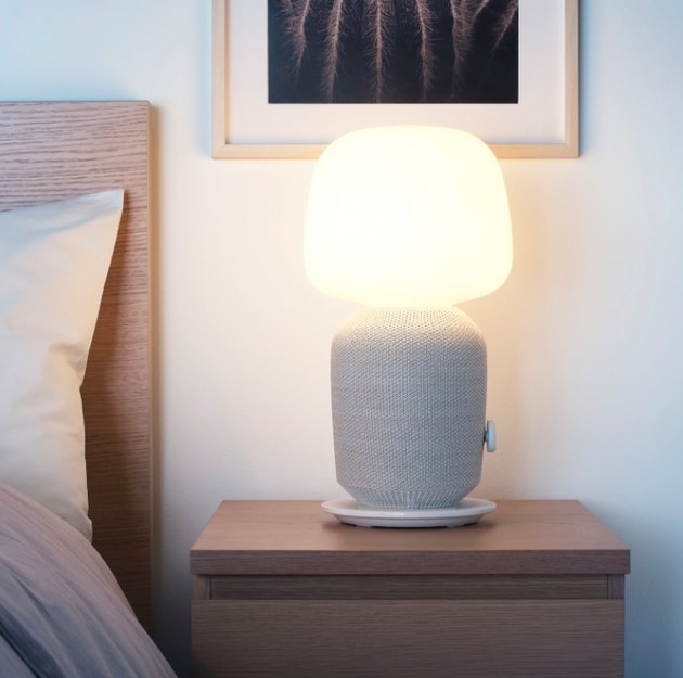 Symfonisk Table Lamp With Wifi Speaker, $179
