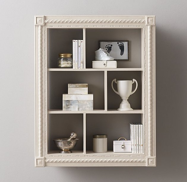 RH Baby and Child bookshelf